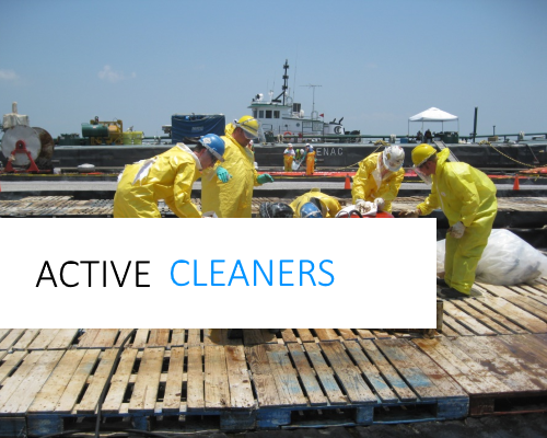 nC Marine categories. Active Cleaners. Sustainable Shipping
