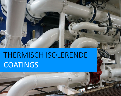 Thermisch isolerende coating