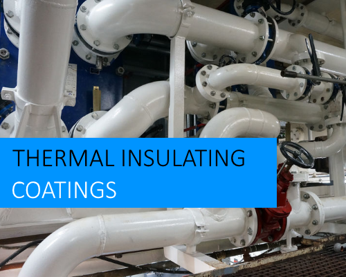 nC Marine categories. Thermal Insulating Coatings. Nanotechnology. Sustainable.