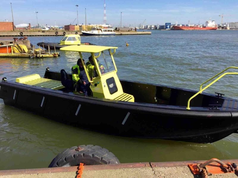 Nanotechniek en Anti-fouling: Project Tideman Workboats