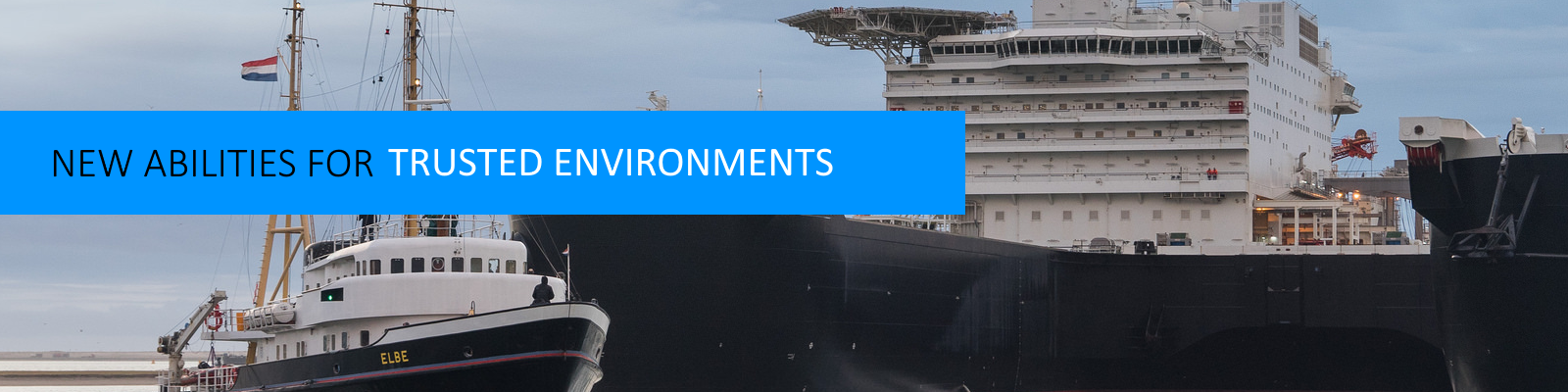 nC Marine. New ideas. Trusted environments.