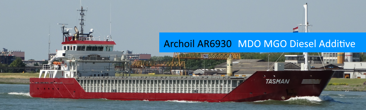 Archoil AR6930 MDO MGO diesel fuel additive and modification