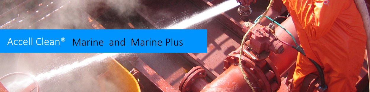 Accell Clean®Marine and Marine Plus