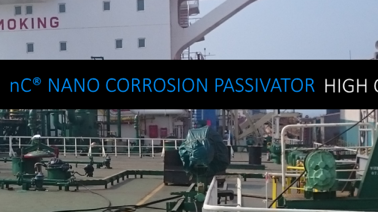 nC® Nano Corrosion Passivator High Chemical Resistant